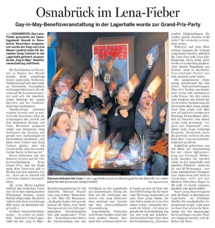 Neue Osnabruecker Zeitung 31.05.2010