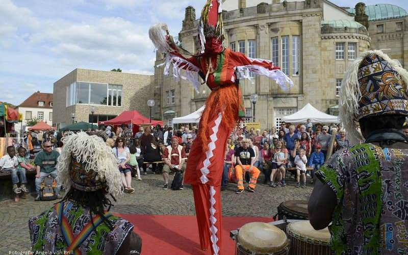 csm Afrikafestival 2014