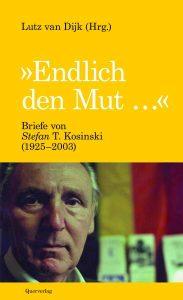 """Lesung mit Lutz van Dijk:      """"Endlich den Mut …"""""""