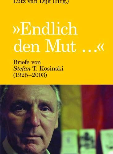 Stefan K Endlich den Mut Cover