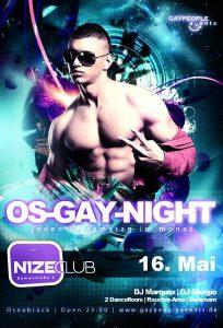 OS-Gay-Night mit DJ Marquez
