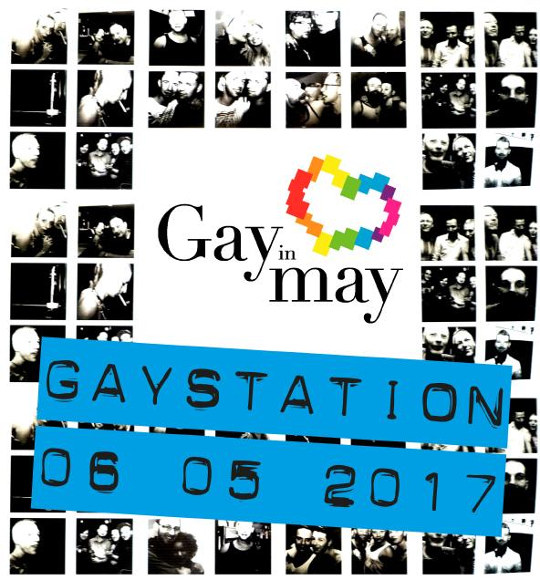 Gay in May meets Gaystation-Party