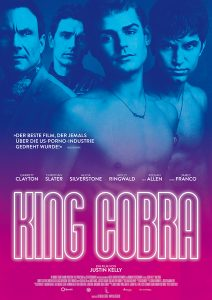 "Film: ""King Cobra"""