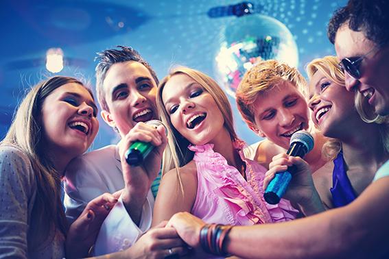 Karaoke–Party